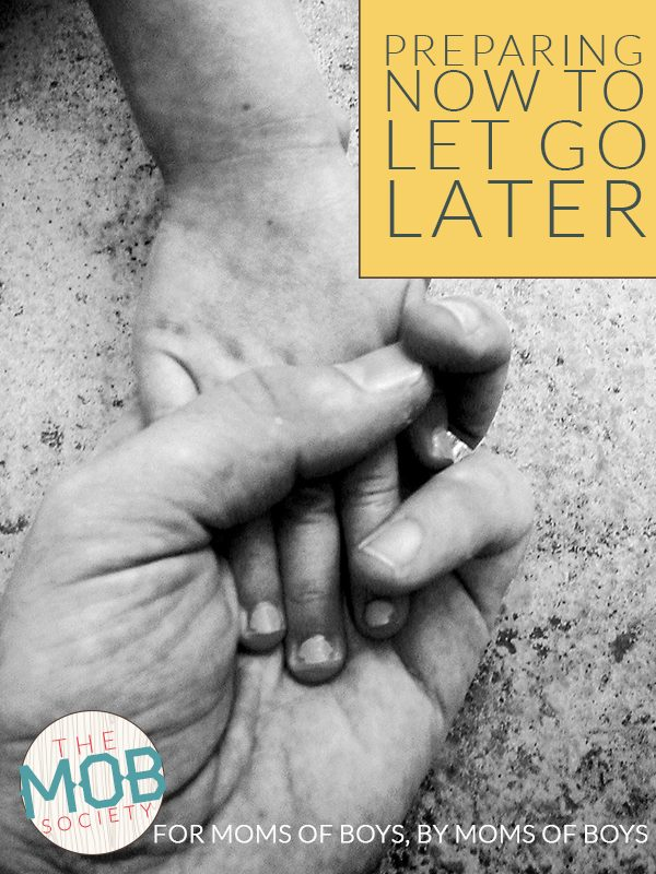 Preparing Now to Let Go Later via @BoyRaisers