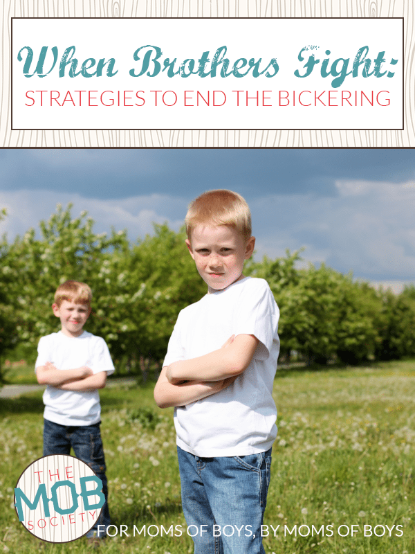 Simple Sibling Squabbling Solutions via @BoyRaisers