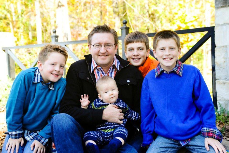 Stuart Family-19
