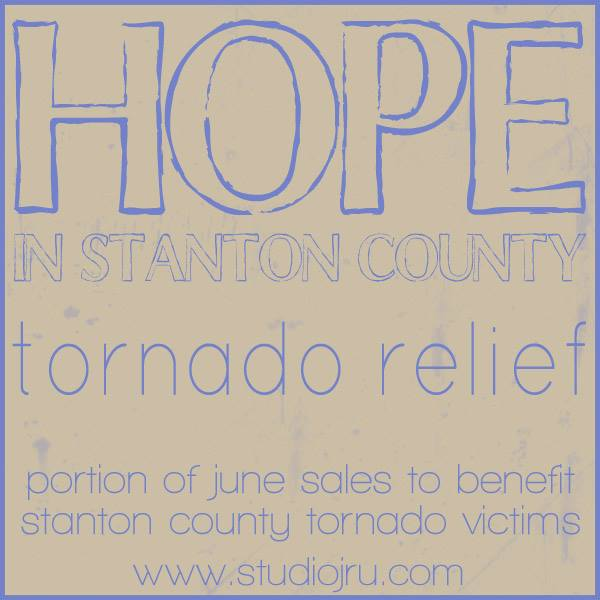 JRU Tornado Relief