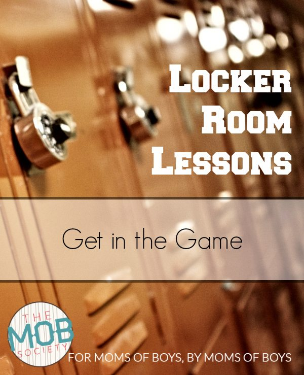 Locker Room Lessons Get In the Game