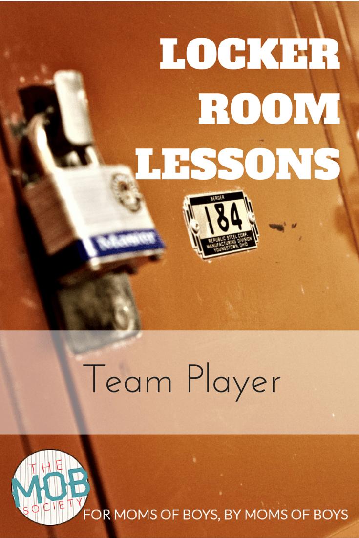 LOCKERROOM LESSONS