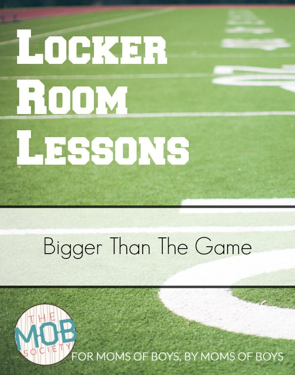 Locker Room Lessons Bigger Than The Game