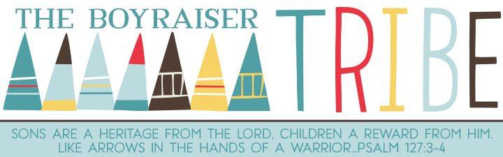 The BoyRaiser Tribe from Raising Boys Ministries