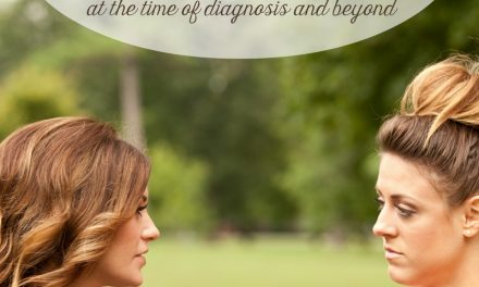 How to Be There for Special-Needs Families (at the time of diagnosis and beyond)