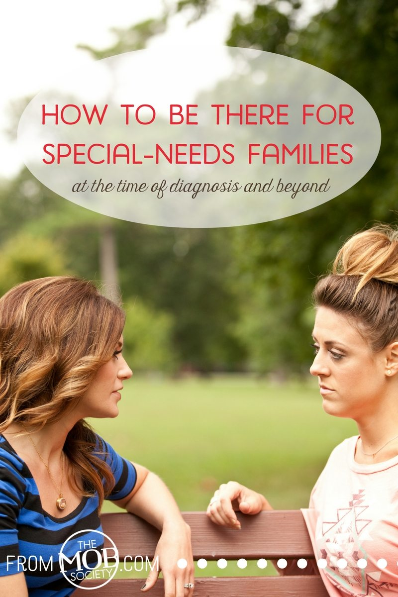 How to Be There for Special-Needs Families