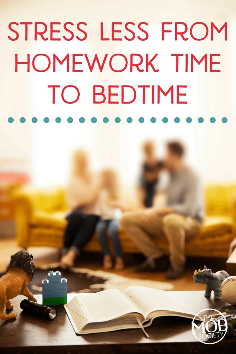 Less homework