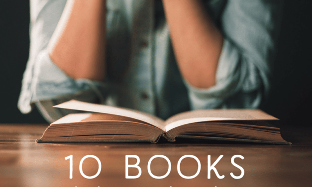 10 Books to Help You Dive Deeper in Your Prayer Life