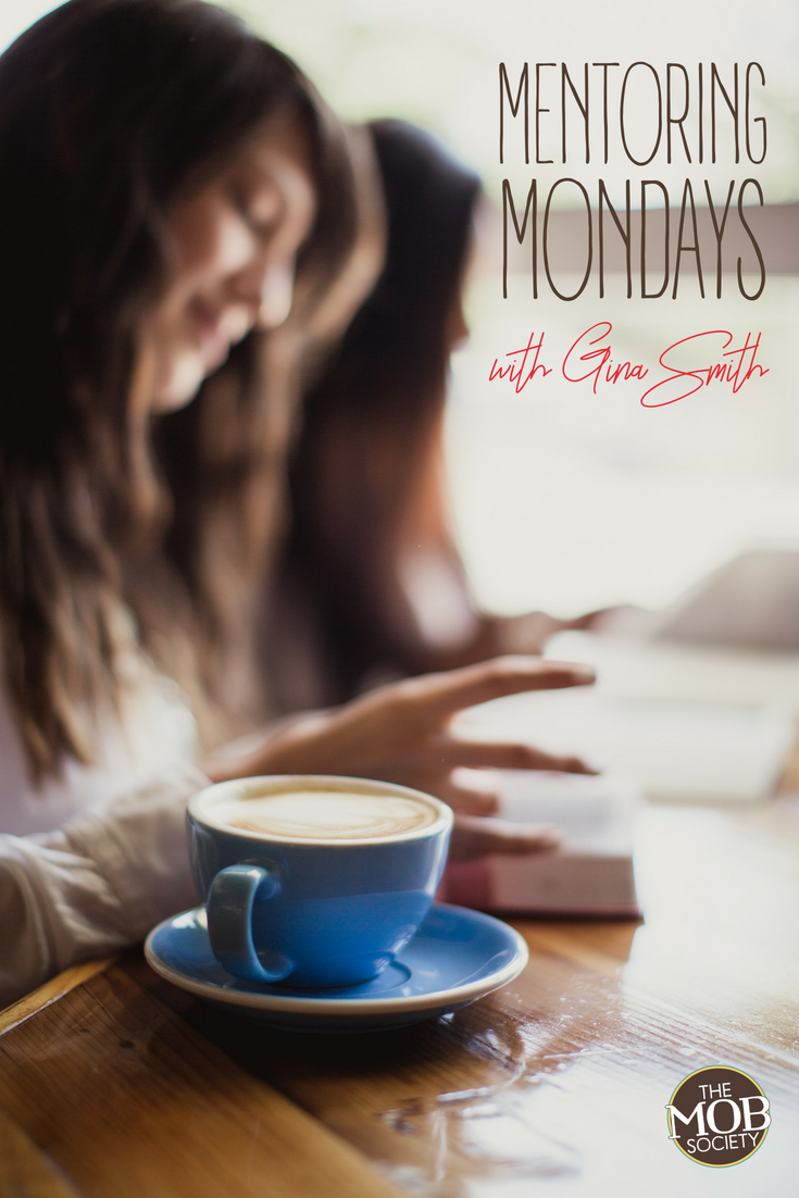MENTORING MONDAYS: ARE YOU CHOOSING THE ONE THING THAT IS NEEDED?