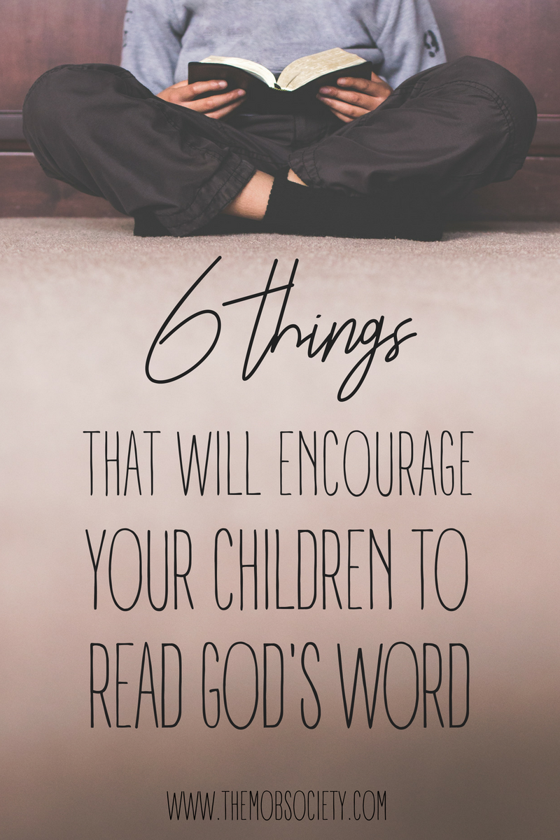 Encourage Your Children To Read >> Mentoring Mondays 5 Things That Will Encourage Your Children To