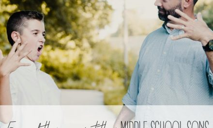 [MOB LIVE!] Episode #40: 5 Ways Fathers Can Impact Their Middle School Sons