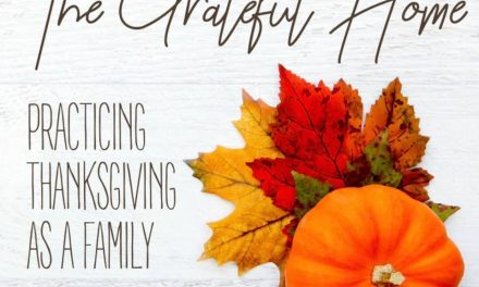 [MOB LIVE!] EPISODE #47: Tips for creating an atmosphere of gratitude in your home!
