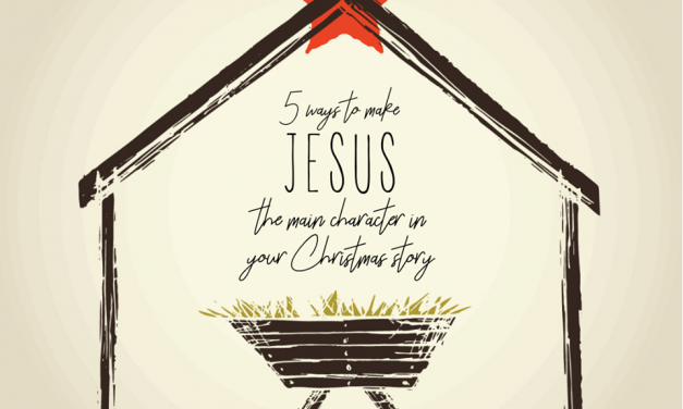 [MOB LIVE!] EPISODE #49: 5 Ways to Make Jesus the Main Character of Your Christmas